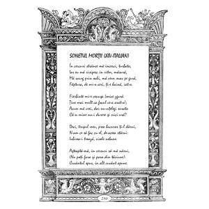 Lucian Strochi - Sonetul mortii