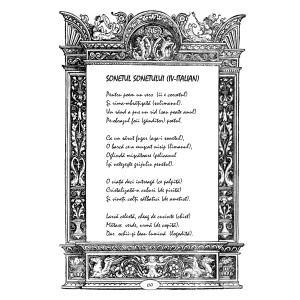 Lucian Strochi - Sonetul sonetului