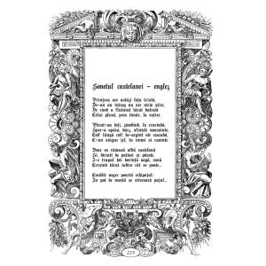 Lucian Strochi - Sonetul castelanei