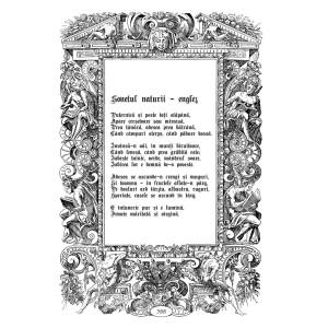 Lucian Strochi - Sonetul naturii
