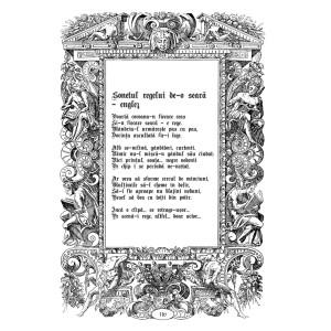 Lucian Strochi - Sonetul regelui de-o seara