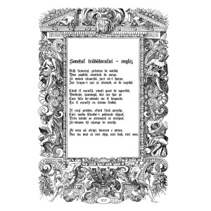 Lucian Strochi - Sonetul tradatorului