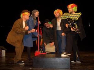 Teatrul Tineretului - Angajare de clovn - Matei Visniec