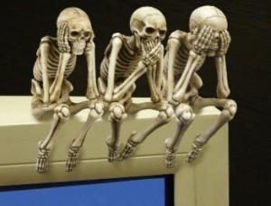 secretele scheletelor