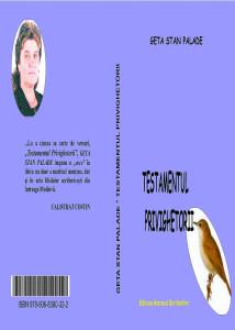 Geta-Stan-Palade-TESTAMENTUL-PRIVIGHETORII