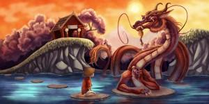 dragonul-intelept