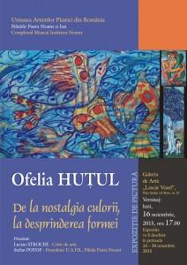 Afis nov 2015_Ofelia Hutul-ok