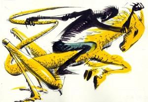Orias - ilustratie de George Romila