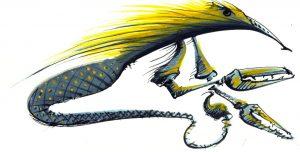 VASILISCUL - ilustratie de George Romila