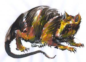 YAPOK - ilustratie de George Romila